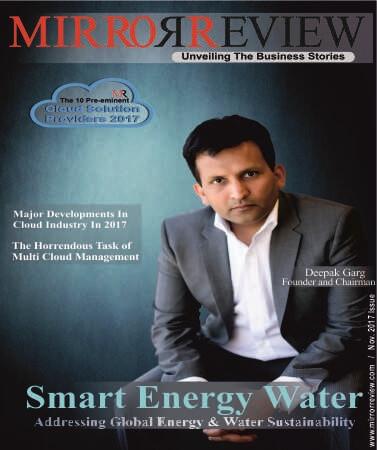 Smart Energy Water Addressing Global Energy & Water Sustainability4