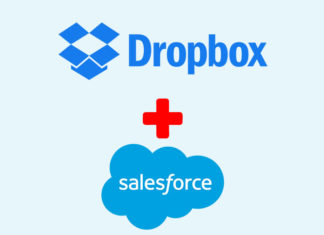 Dropbox and Salesforce Form Strategic Partnership