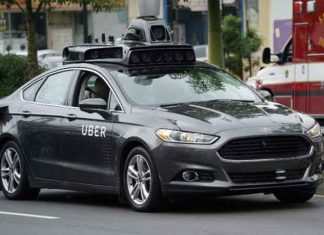 Uber Self-Driving Car unable to detect Pedestrians