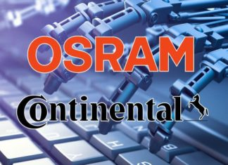 Continental and Osram Sign Joint Venture Contract