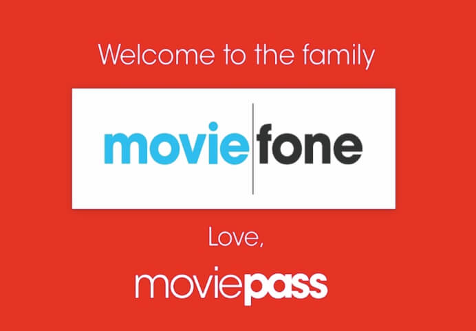 MoviePass Acquires Moviefone