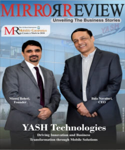YASH Technologies: Driving Innovation and Business Transformation through Mobile Solutions