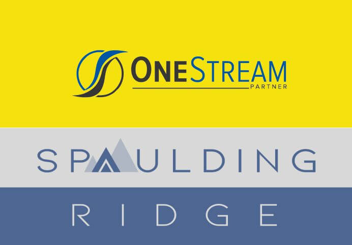 OneStream Software and Spaulding Ridge Announce Strategic