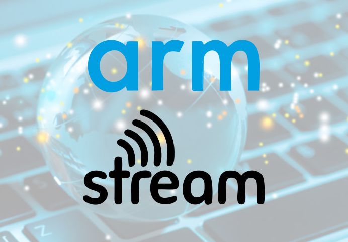 ARM acquires Stream Technologies to connect the Internet of Things