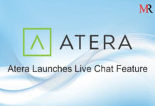 Atera Launches Live Chat Feature