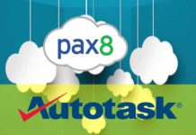 Pax8 decided to integrate with cloud based IT business management platform AutoTask