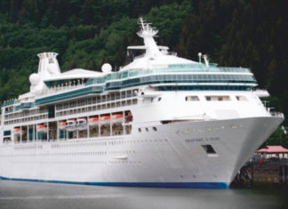 Royal Caribbean funds $120 million for Cruise liner
