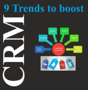 9 Trends to boost CRM