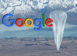Google's Project Loon will bring the internet to Kenya