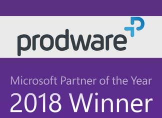 """Prodware """"Partner of the Year"""" by Microsoft"""