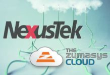 NexusTek Acquires Zumasys Cloud Hosting, Infrastructure and Managed Services