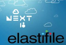 Elastifile Showcases New Integration with Kubernetes, TensorFlow at Google Next '18