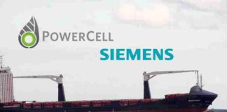 Siemens and PowerCell to partnered for maritime energy systems in ships