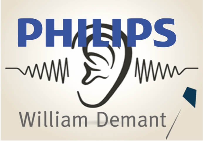 William Demant and philips