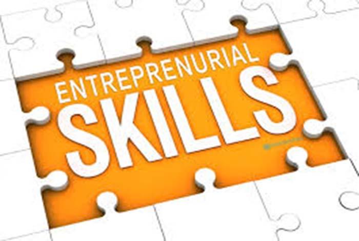 5 Entrepreneurial skills
