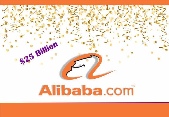 With sales crossing $25 billion Alibaba breaks its own Single's Day record