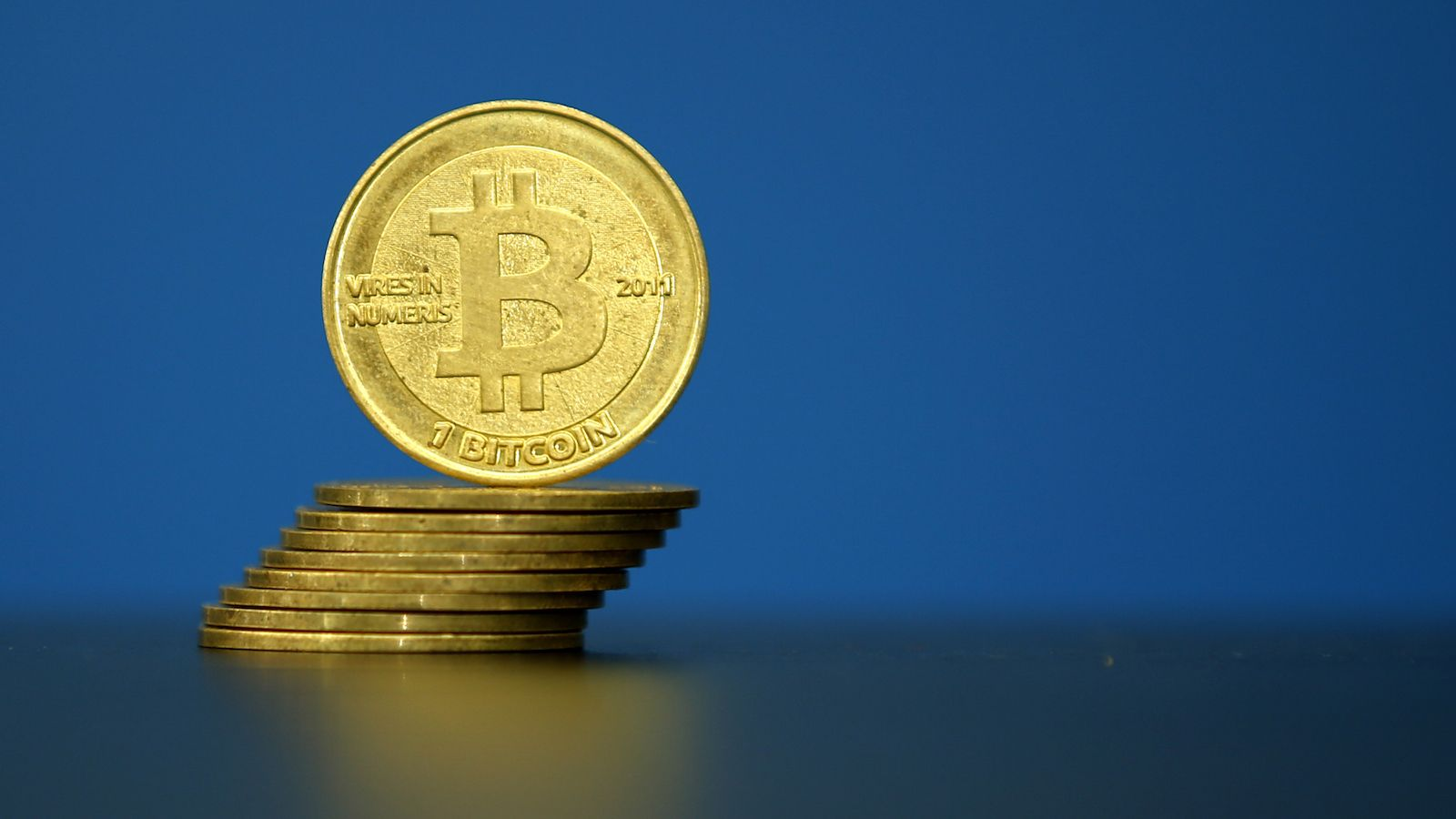 After a slide in price, Bitcoin rises 10 percent, giving hope to the investors