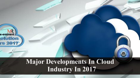 Major Developments In Cloud