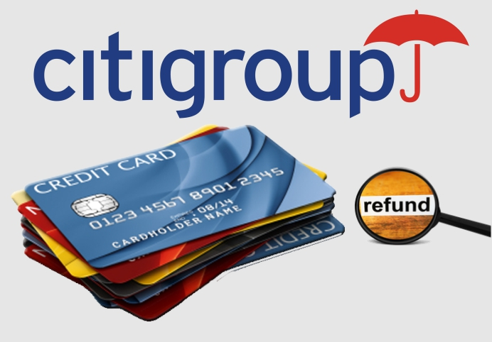 Citigroup will refund $330 million to credit card customers it overcharged