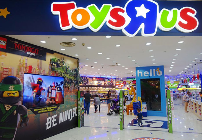 Toys 'R' Us, May Close 200 More Stores