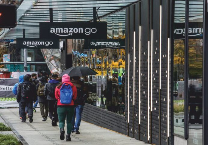 Amazon Go to face competition from global retail stores
