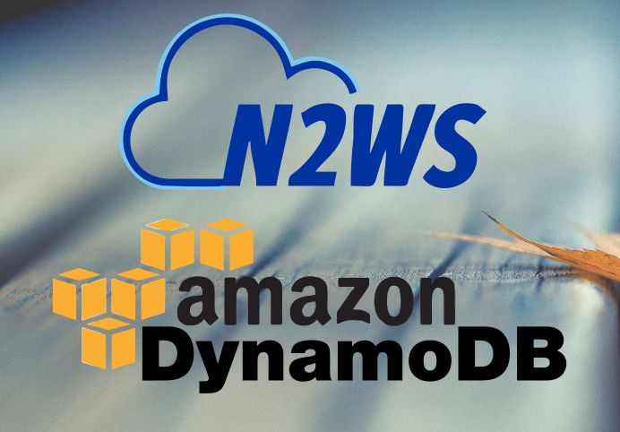 N2WS Announces Backup and Recovery Support for Amazon DynamoDB