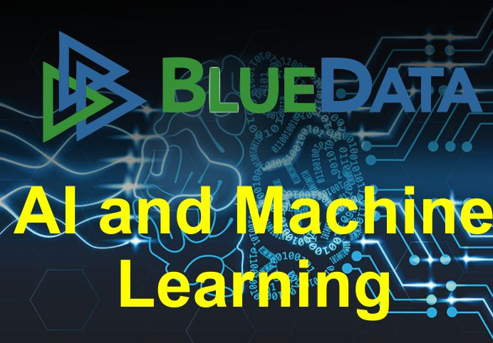 BlueData Introduces New Innovations for AI and Machine Learning