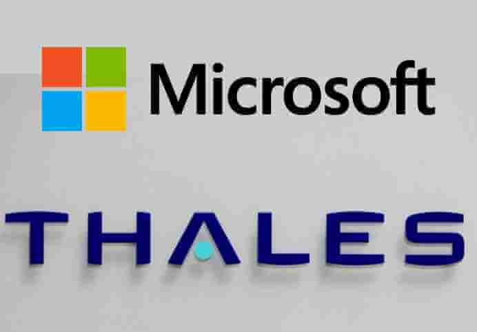 Thales and Microsoft join hands to build a unique cloud system for the armed forces