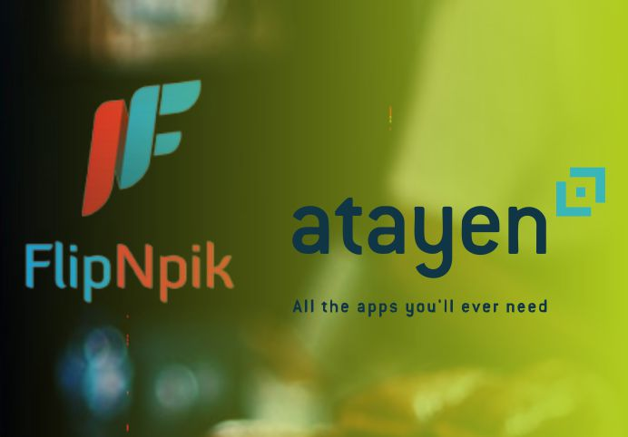 FlipNpik expands its user base with Atayen Inc.