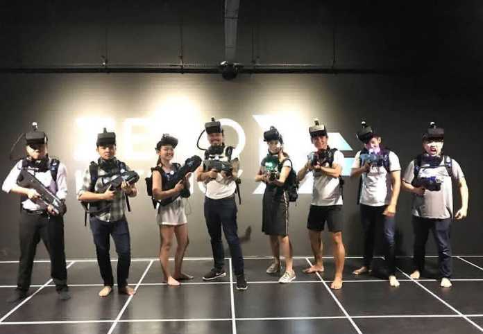 Macau Opens Major VR Gaming Facility