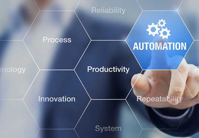 Steps to successfully install automation in business
