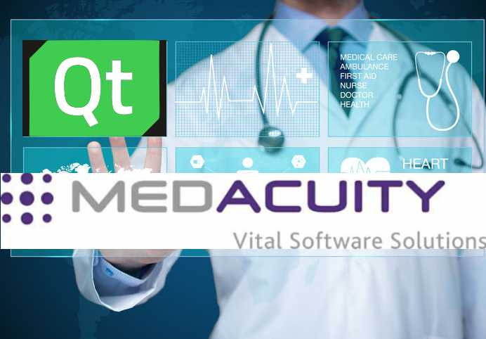 Qt Company and MedAcuity Announce Partnership