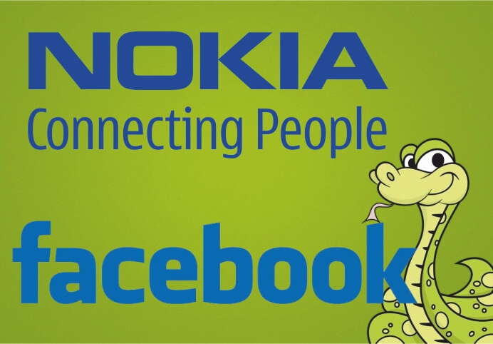 Nokia launches the Snake game