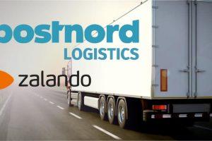 A Logistics partnership between a postal service company and an e-commerce company continues