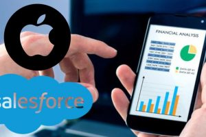 Apple and Salesforce to launch Business apps together