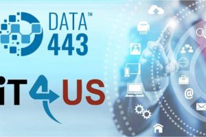 Data443 and It4us cybersecurity companies came together for the market extension
