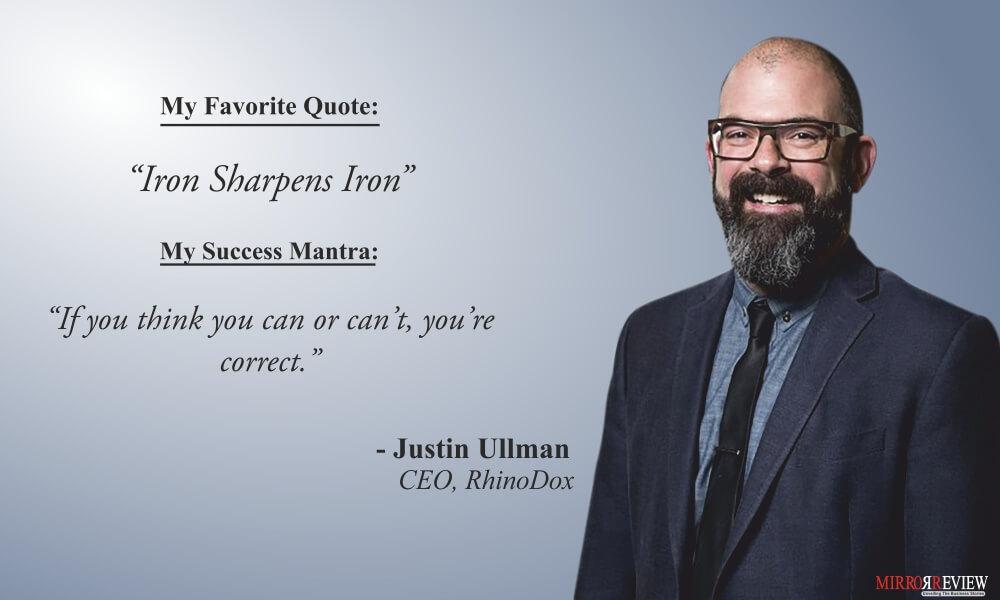 Justin Ullman quotes