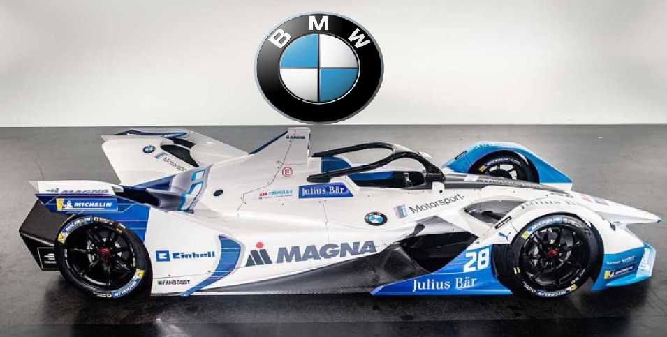 BMW i Andretti Motorsport