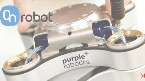 OnRobot gets funds from Summit Partners, buys Purple Robotics