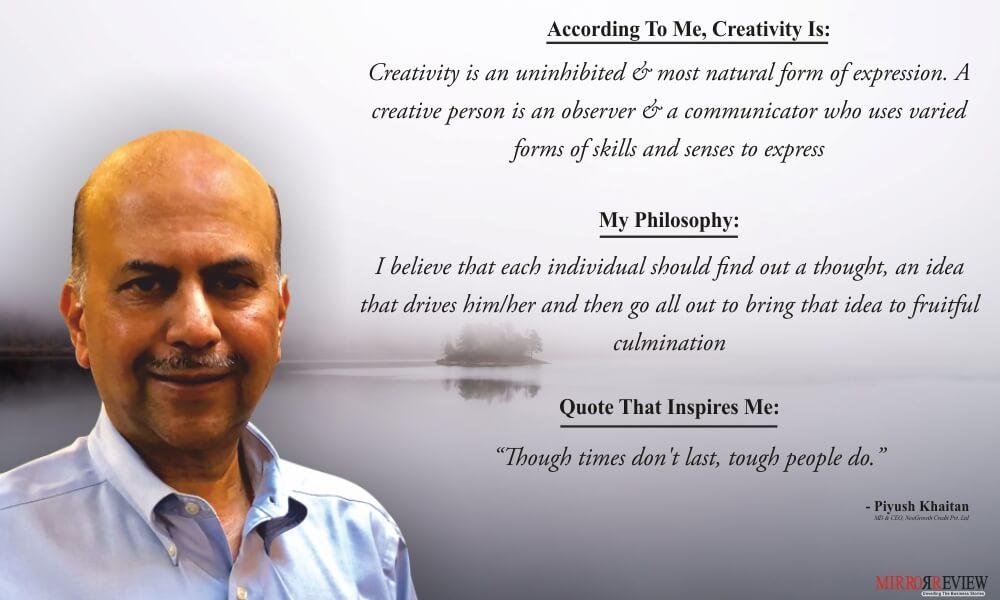 Piyush Khaitan quotes