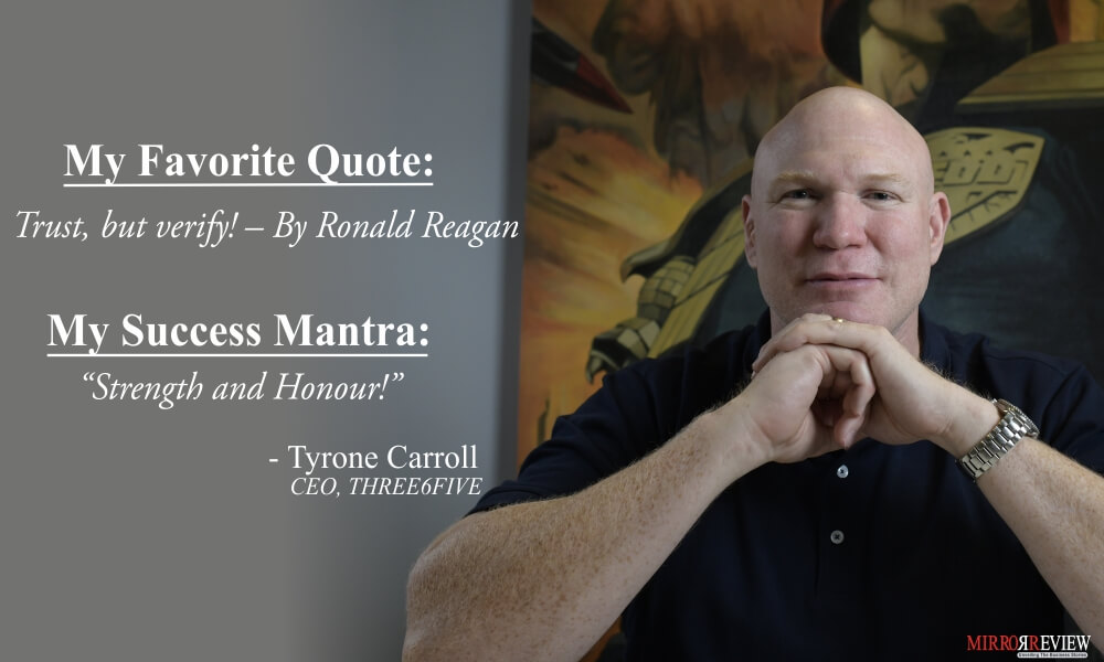 Tyrone Carroll quotes