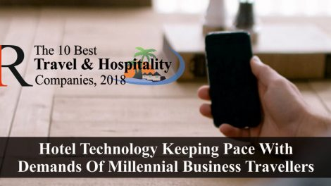 Web Hotel Technology Keeping Pace With Demands Of Millennial Business Travellers
