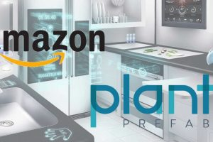 Amazon to enter Prefabricated-Home building, invests in Plant Prefab