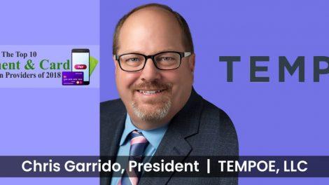 Chris Garrido, President, TEMPOE, LLC