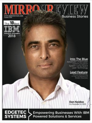 Best IBM Solution Providers Magazine cover