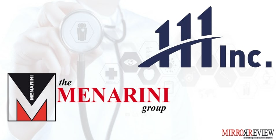 111, Inc. teams up with A. Menarini China Holding Co., Ltd
