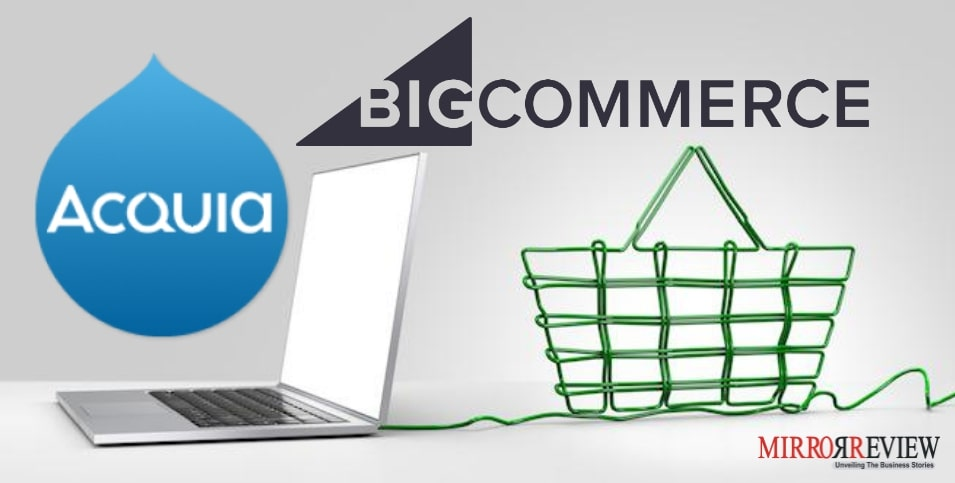 Acquia teams up with BigCommerce