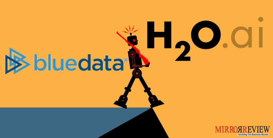 BlueData teams-up with H2O.ai