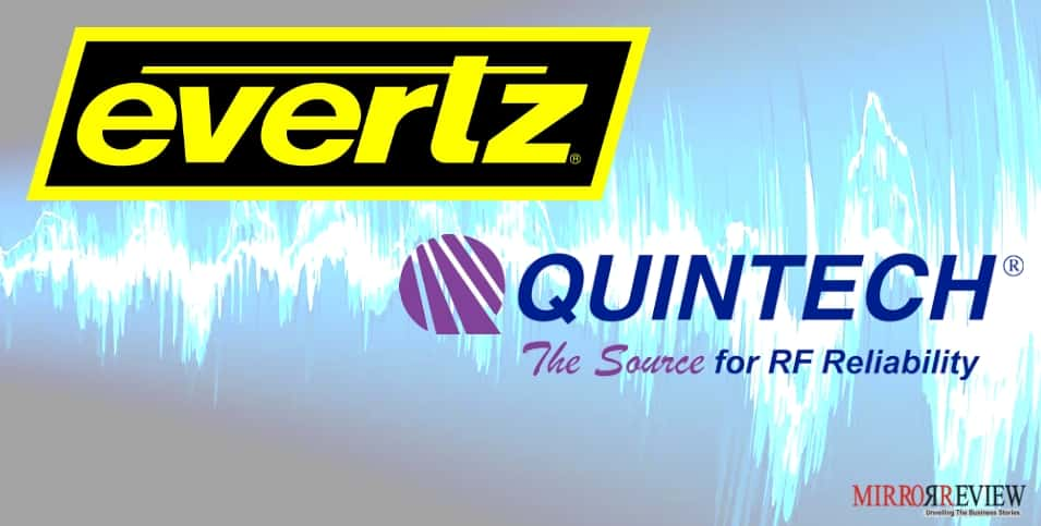 Evertz Acquires Quintech