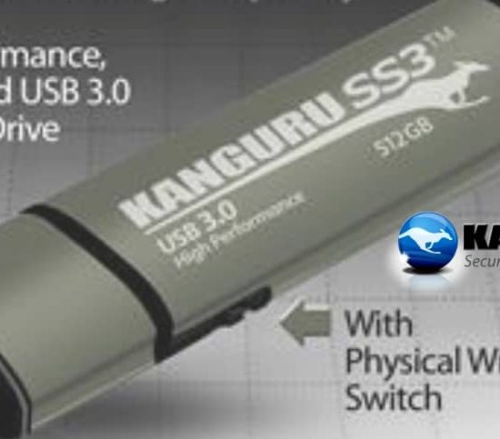 Kanguru launches largest capacity USB Flash Drive